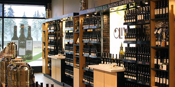 OLiV Winnipeg Tasting Room
