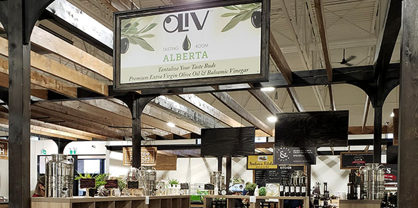 Olive Oil Alberta Canada