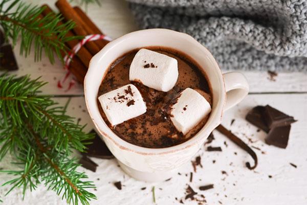 Balsamic Hot Chocolate